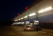 Nei pressi di Morgan City, Louisiana.
