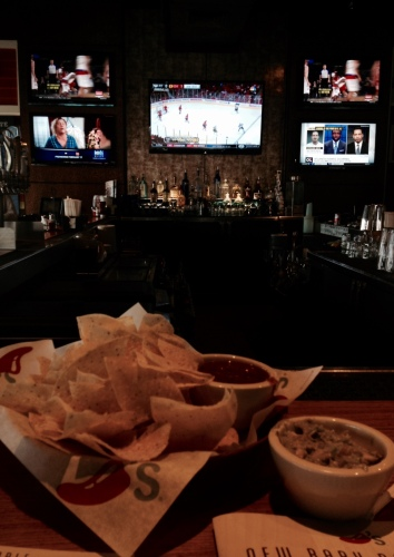 mexican food and american tv