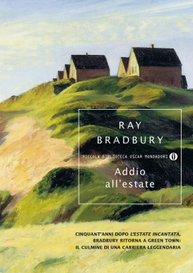 cover Addio all'estate - Bradbury