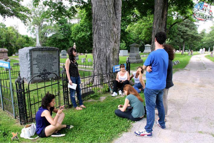 Spoon River cemetery - Ann Rutledge