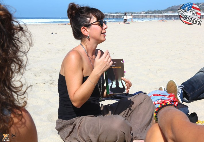 La Pattuglia dell'Alba a Pacific Beach - BookRiders - Californoir