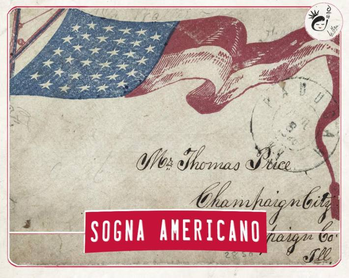 figurina #22 - sogna americano