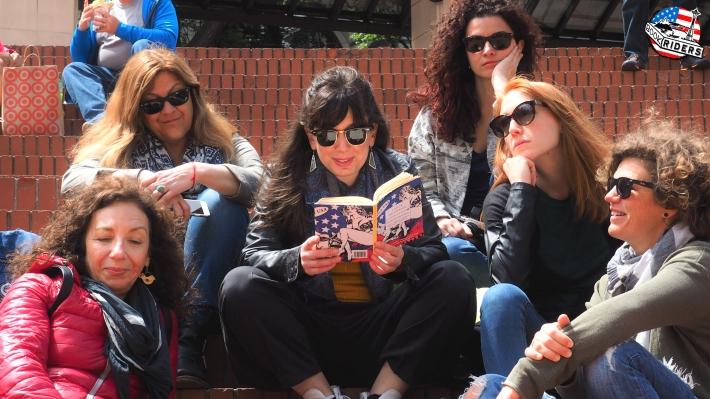 Book Riders | #litPNW | Palahniuk