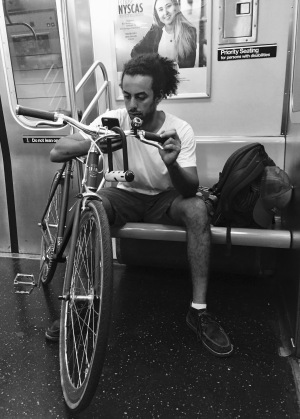 Ciclista figo